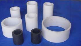 聚四氟乙xi模压guan材-3