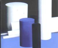 聚四氟乙xi模压棒材